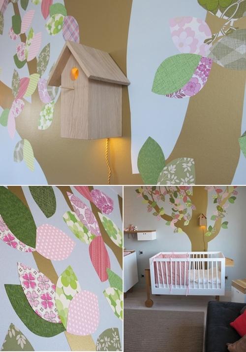 habitacion infantil 5 Dormitorio infantil armonioso y elegante