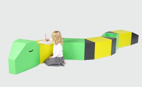 mesa infantil 4 Mesas infantiles by Guillaumit