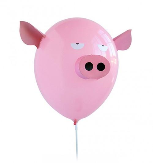 ecoracion de globos para fiestas 2 500x533 Decoración de globos para Fiestas infantiles